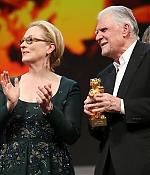 66th Berlin Film Festival Closing Ceremony, 20.února 2016, Berlin, Gemany