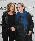 "Gloria Steinem's ""Woman"" Premiere Screening, 4.května 2016, New York, USA"