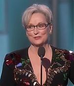 74th Annual Golden Globe Awards Screencaptures, 9.ledna 2019, LA, USA