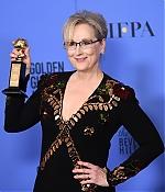 74th Annual Golden Globe Awards - Press Room, 9.ledna 2019, LA, USA