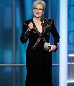 74th Annual Golden Globe Awards Show, 9.ledna 2017, LA, USA