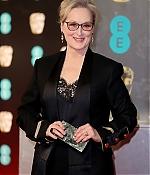 70th Annual BAFTA Awards Arrivals, 12.února 2017, London, UK