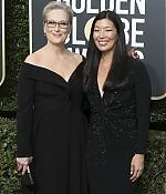 75th Annual Golden Globe Awards-Arrival, 7.ledna 2018