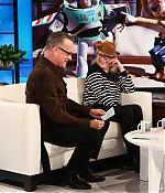 """Taping of """"The Ellen DeGeneres Show"""", 8.ledna 2018"""
