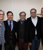 """The Post"" Photocall, Paris, 13.ledna 2018"