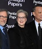 """""""The Post"""" Premiere Paris, 13.ledna 2018"""