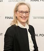 """""""Final Portrait"""" Screening, 22.března 2018"""