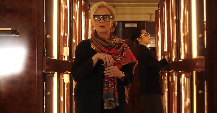 """Simply Streep – The Meryl Streep Archives » HBO Max's First Look at """"Let  Them All Talk"""""""